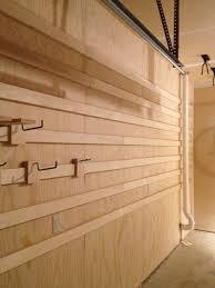 diy garage wall storage systems
