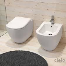 Mini Bidet Colored Designer Bidet U0026 Wc For Bathroom Ceramica Cielo
