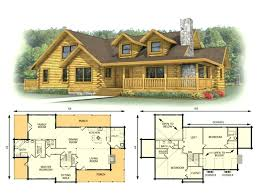 cabin with loft floor plans plans small log home plans with loft cottage house max designs
