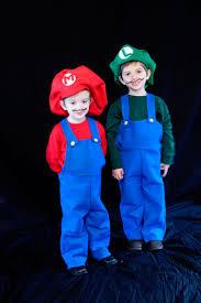 Super Mario Halloween Costume Mario Luigi Toad Halloween Costumes