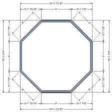 Picture Of Octagon Drawing An Octagonal Structure