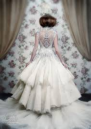 winter wedding dresses 2010 michael cinco wedding gowns 2010 beautiful dubai and wedding
