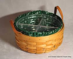longberger longaberger baskets retired baskets from harvest treasures of
