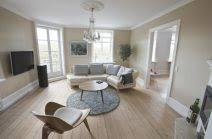 stylisches wohnzimmer angenehm gepolstert stylische wohnzimmer stylisches wohnzimmer im