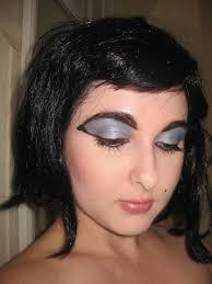cleopatra halloween makeup halloween series cleopatra makeup tutorial u2013 rock u0027n u0027 rouge