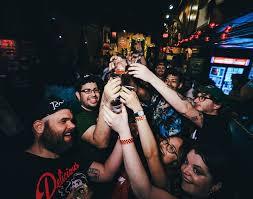 Top Bars Dallas Dallas Spent 40 Million On Booze In Bars In March 2017 Central