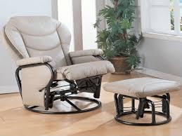 glider and ottoman set for nursery furniture rug reclining glider rocker ottoman set swivel with