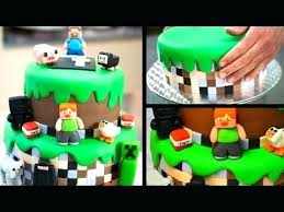 minecraft edible cake topper minecraft edible cake images birthday ideas cool designs for