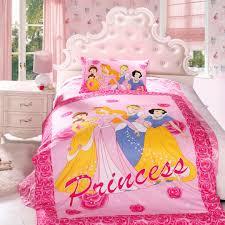 disney girls bedding disney princess bedding set for girls bedroom interior decorating