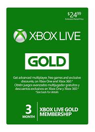microsoft xbox live 12 month gold membership card walmart
