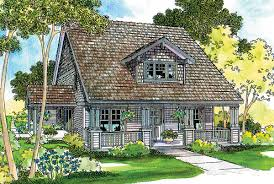 symmetrical design with full front porch 72266da architectural