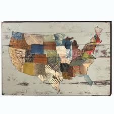 usa map wall rustic map wall wooden united states map wall