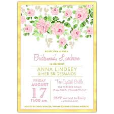 bridal luncheon gifts bridesmaid luncheon invitations ryanbradley co