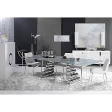 expandable dining table modern dining tables by vanguard