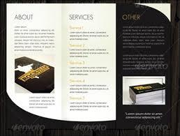 adobe tri fold brochure template adobe photoshop brochure templates 60 beautiful tri fold brochure