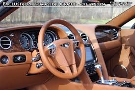bentley steering wheel 2015 bentley continental gt speed stock 5nc045254 for sale near