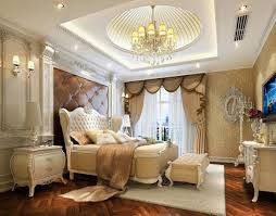 luxury bedroom ceiling design steel base be equipped square white
