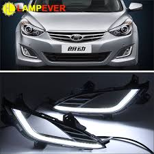 best led daytime running lights good quality for high bright best quality 2012 2016 hyundai elantra