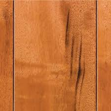 Click Lock Bamboo Flooring Home Legend Tigerwood 3 8 In T X 3 1 2 In W X Varying Length