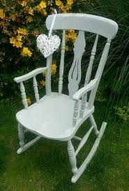 vintage rocking chair by little france boutique baby products