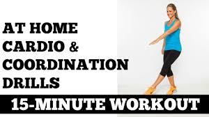 How To Do Cardio In A Small Space 15 Minute Cardio Coordination Fat Burning Agility Improving
