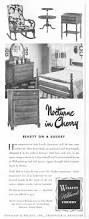 willett furniture advertisement gallery willett wildwood cherry furniture 1949 ad picture