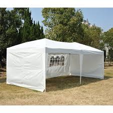 Heavy Duty Gazebo Bag by 10 U0026 039 X 20 U0026 039 Outdoor Patio Gazebo Ez Pop Up Party Tent
