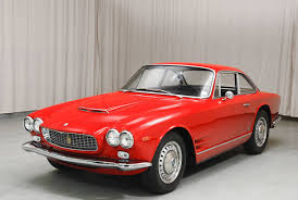 classic maserati sebring maserati sebring coupe series 1 1963