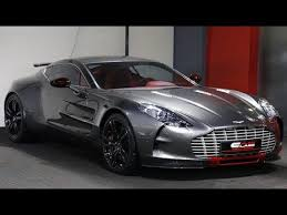 Aston Martin One 77 Interior Aston Martin One 77 Q Series Youtube