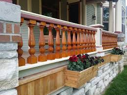 front porch wood balusters u2013 decoto