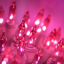 charming decoration pink lights best 20 ideas on