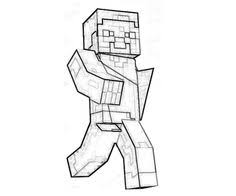 minecraft coloring pages pic printable