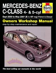 mercedes shop service manuals at books4cars com