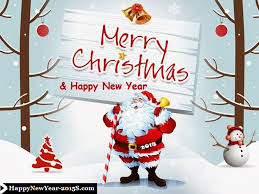 merry and happy new year 2015 png image