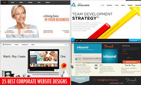 25 best corporate website design exles for your inspiration