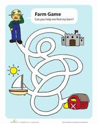 eco friendly maze saving water worksheets for kids worksheets