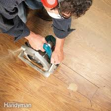 Laminate Floor Repair Laminate Floor Repair Family Handyman