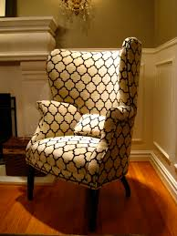 furniture upholstered wing chair modern wingback chair