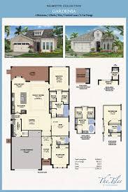 collier preserve single family floor plans naples florida