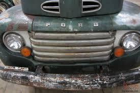Old Ford V8 Truck - classic ford truck coe car hauler pickup rust free v8 hotrod