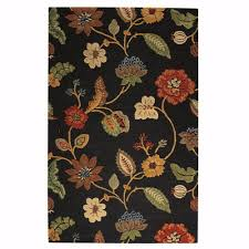 Home Decorators Rugs Sale Home Decorators Collection Portico Ebony 5 Ft 3 In X 8 Ft 3 In