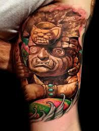 Map Tattoo Zhimpa Moreno Off The Map Tattoo