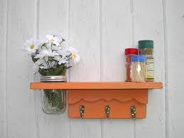 Distressed Wood Shelves by 23 Best Shabby Chic Wall Shelf Distressed Wood With Key Hooks