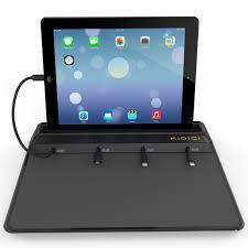 kidigi universal charging station for phones u0026 tablets uq 05 m
