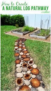 garden paths 7 creative diy garden paths nifty diys