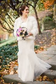 the chic vintage winter bride u0027s dilemma feather or fur chic