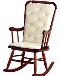 Rocking Chair Pads Nursery Padded Rocking Chair Covers Nursery Rocking Chairs Upholstered