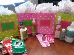 baby shower prize bags