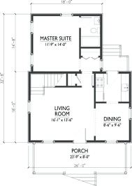 2 bedroom cottage floor plans cabin house plansmodern small free
