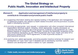 global property management world health organization ppt download